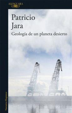 portada Geologia De Un Planeta Desierto