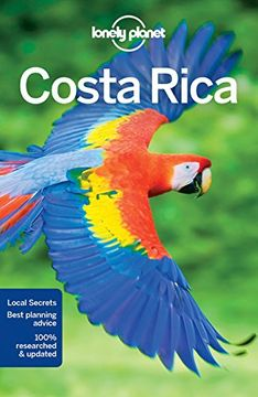 portada Costa Rica 2017 (Ingles) (12Th Ed. ) (Lonely Panet) (libro en Inglés)