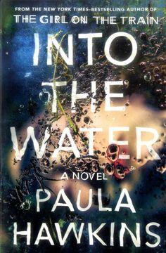 portada Into the Water EXP (libro en Inglés)
