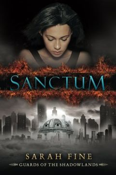 portada Sanctum (guards Of The Shadowlands, Band 1)