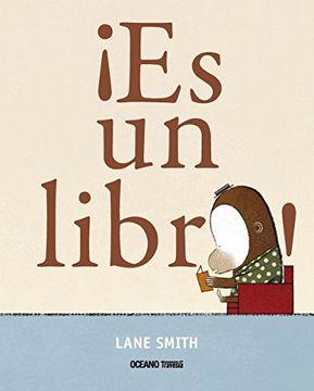 portada Es un Libro!  It's a Book! (libro en Inglés)