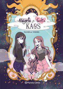 portada Alegría y Sofía: Kaos
