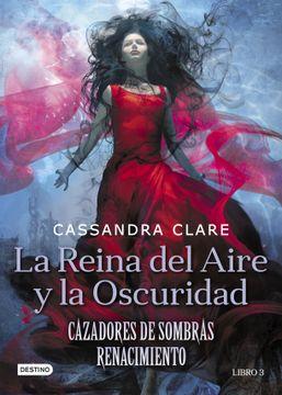 portada La Reina del Aire y la Oscuridad
