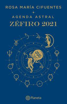portada Agenda Astral Zéfiro 2021