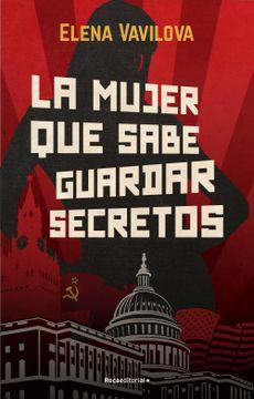 portada La Mujer que Sabe Guardar Secretos