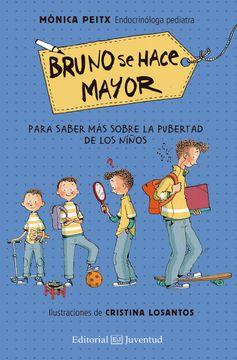 portada Bruno se Hace Mayor