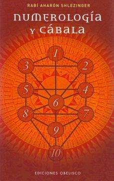 portada Numerologia y Cabala