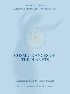 portada cosmic dances of the planets