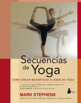 portada Secuencias de Yoga