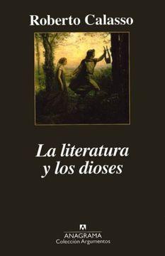 portada La Literatura y los Dioses