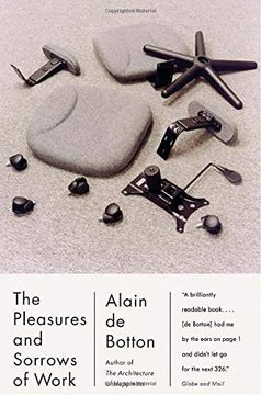 portada The Pleasures and Sorrows of Work (libro en Inglés)