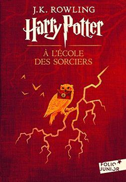 portada Harry Potter, I: Harry Potter à L'école des Sorciers (Folio Junior) (libro en Francés)