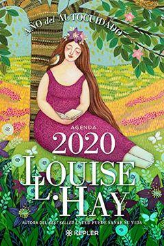 portada Agenda Louise hay 2020. Año del Autocuidado