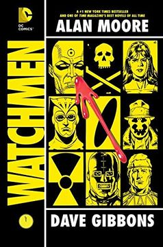 portada Watchmen: International Edition (libro en Inglés)