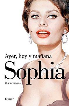 portada Ayer, hoy y mañana / Yesterday, Today and Tomorrow (Spanish Edition)