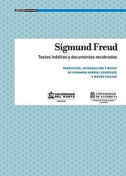 portada Sigmund Freud: Textos Inéditos y Documentos Recobrados
