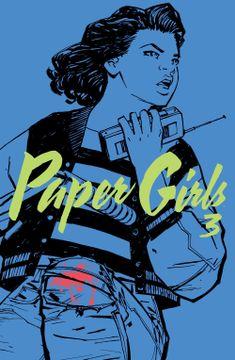 portada Paper Girls nº 03