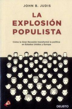 portada La Explosión Populista