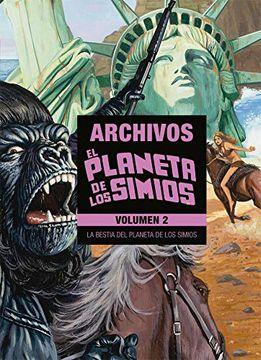 portada El Planeta de los Simios. Archivos 02