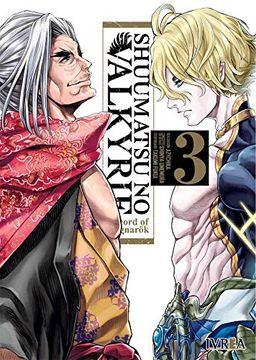 portada Shuumatsu no Valkyrie-Record of Ragnarök 3