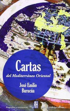 portada Cartas del Mediterraneo Oriental