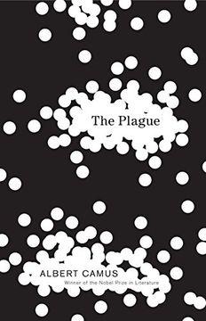 portada The Plague (libro en Inglés)