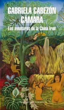 portada Las Aventuras de la China Iron