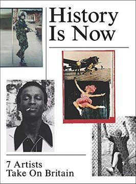 portada History is now (libro en Inglés)