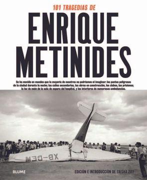 portada 101 Tragedias de Enrique Metinides