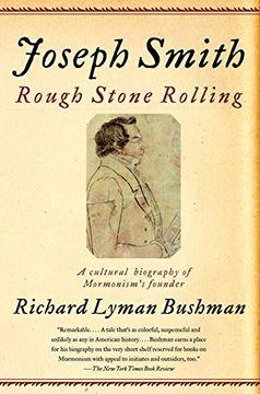 portada Joseph Smith: Rough Stone Rolling (libro en Inglés)