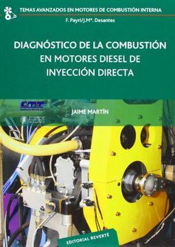 portada Diagnóstico de la Combustión en Motores Diesel de Inyección Directa