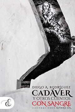 portada Cadáver y otros cuentos con sangre