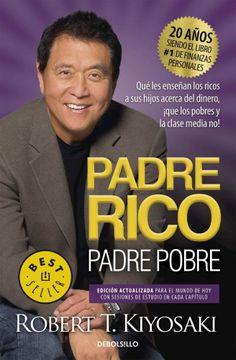 portada Padre Rico, Padre Pobre (20 Años)