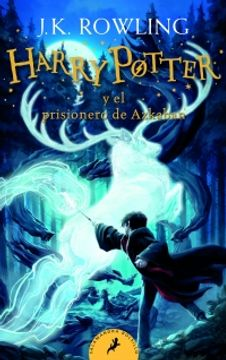 portada Harry Potter 3 y el Prisionero de Azkaban