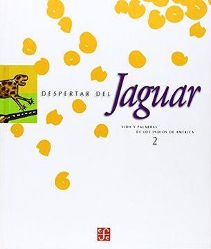 portada Despertar del Jaguar