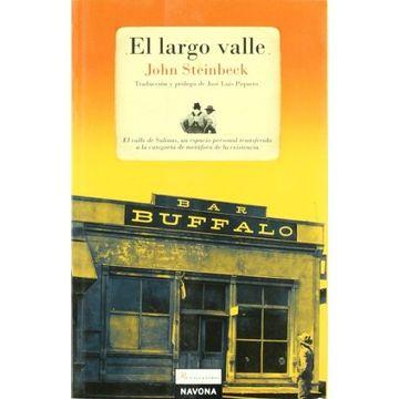 portada El Largo Valle