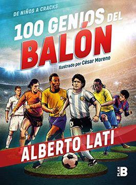 portada 100 Genios del Balón