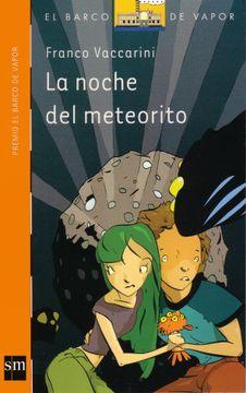 portada Noche del Meteorito la 8Años