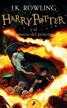 portada Harry Potter y el Misterio del Príncipe (Harry Potter 6)
