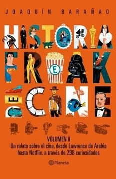 portada Historia Freak del Cine #2
