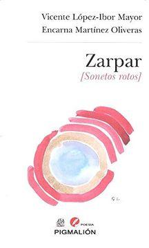 portada Zarpar (Sonetos Rotos)