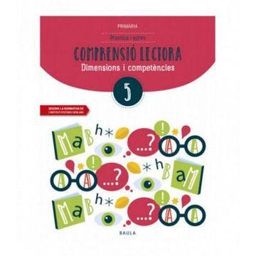 portada Practica i aprèn Comprensió lectora 5 Primària (libro en Catalán)