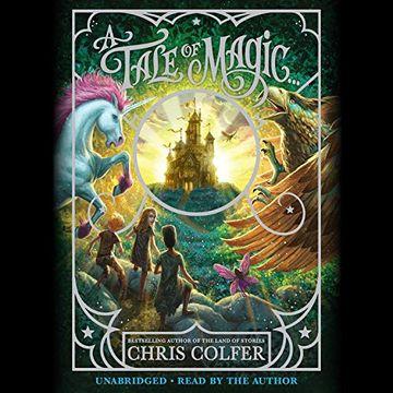 portada A Tale of Magic. (libro en Inglés) (Audiolibro)