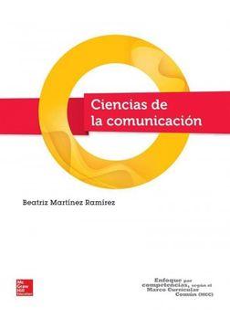 portada CIENCIAS DE LA COMUNICACION. BACHILLERATO