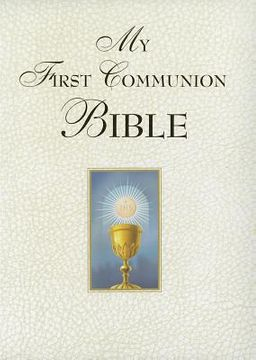 portada my first communion bible (white)