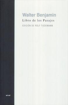 portada Libro de los Pasajes