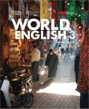 portada World English 2e 3a Combo Split + 3 Cdrom pkg (libro en inglés)