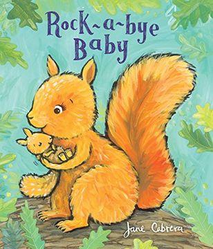 portada Rock-A-Bye Baby (libro en Inglés)