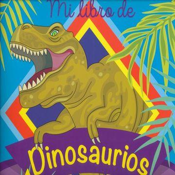 portada Mi Libro de Dinosaurios
