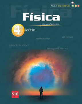 portada Set Fisica 4º Medio (Nuevo Explorando) (Sm)